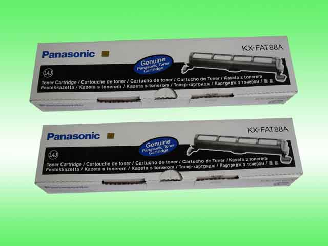 Hộp Mực Panasonic KX-FA 88A